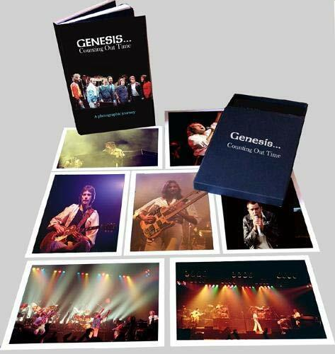 GENESIS: COUNTING OUT TIME A Photographic Journey LIBRO in Inglese NEW .cp