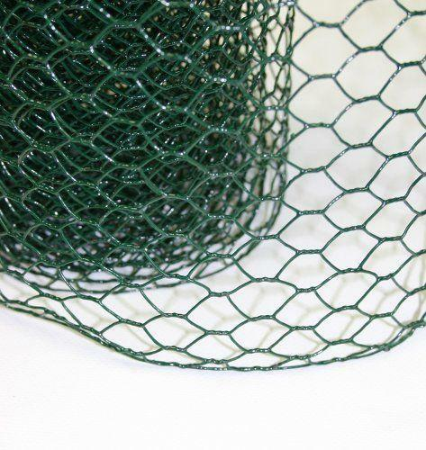 Pvc Coated Chicken Wire Ebay