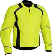High Visibility Motorcycle Jacket