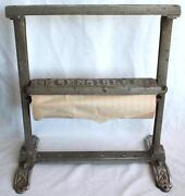 Antique Paper Holder
