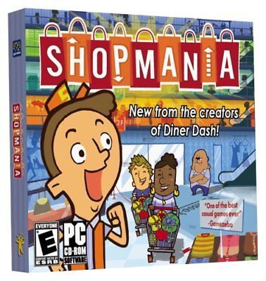 Computer Games - Shopmania PC Games Windows 10 8 7 XP Computer time management strategy business