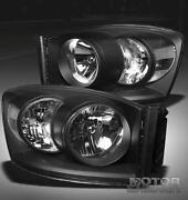 Dodge RAM 2500 Headlights
