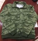 Camouflage Women's Athletic Jackets