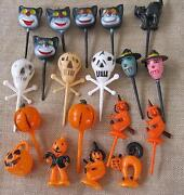 Plastic Halloween Decorations
