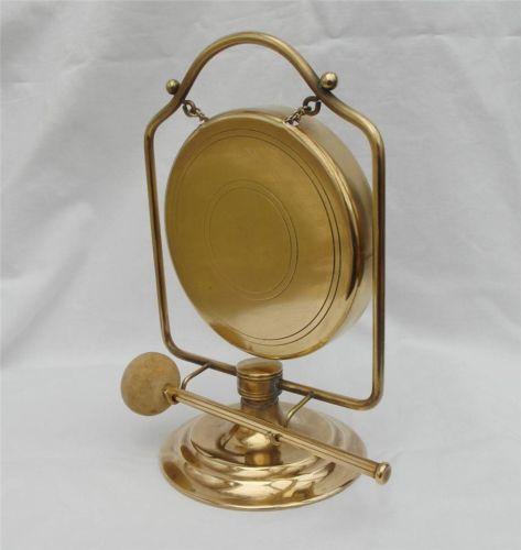 Antique Gong Ebay