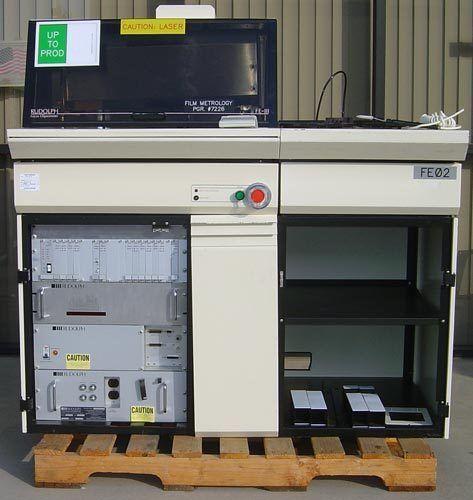 Rudolph FE-III (FEIII)Automated High Speed Focus Ellipsometer (Metrology)