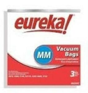 Eureka Vacuum Bags Mm