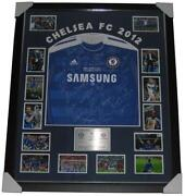 Chelsea Signed Jersey