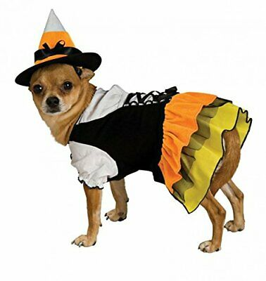 s Rubie's Costume Candy Witch Pet Costume, Extra Small