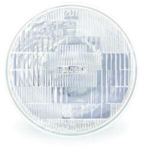 two general electric ge h6024 7 round halogen sealed beam. Black Bedroom Furniture Sets. Home Design Ideas
