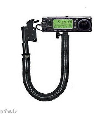 Car Floor Mount for ICOM IC-703 IC-706 IC-7000 IC-2730A IC-2730E Head for sale  Hibernia