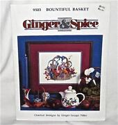 Ginger & Spice Cross Stitch