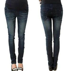 Over Bump Maternity Jeans | eBay