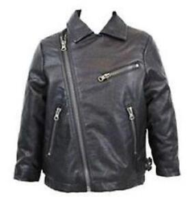 c245631bf Leather Basic Jackets for Boys 2-16 Years