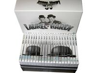 Laurel and Hardy 21 disc set