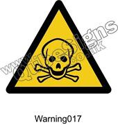 Toxic Sticker