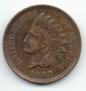 1907 One Penny