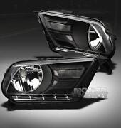 2011 Mustang Headlights