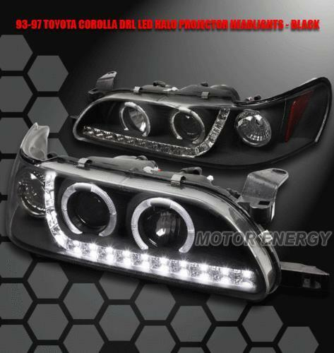 2010 Toyota Corolla S >> Toyota Corolla Headlights | eBay