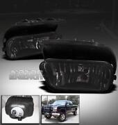 02 Chevy Silverado Fog Lights