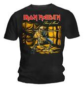 Iron Maiden Piece of Mind Shirt