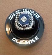 Sec Championship Ring