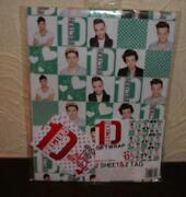 One Direction Wrapping Paper