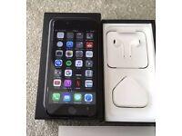 Iphone 7 128GB Jet Black Factory Unlocked Grade A