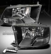 2012 Dodge RAM Headlights