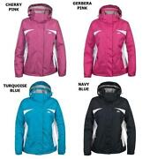 Ladies Blue Ski Jacket