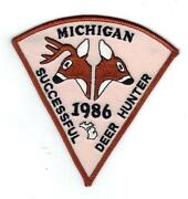 Michigan Deer Patches