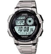 Men Watch Digital Chronograph