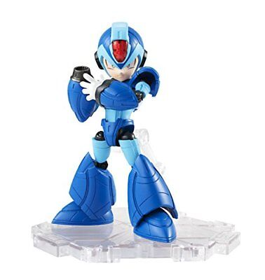 NXEDGE STYLE NX-0028 ROCKMAN UNIT ROCKMAN (MEGA MAN) X Action Figure BANDAI NEW