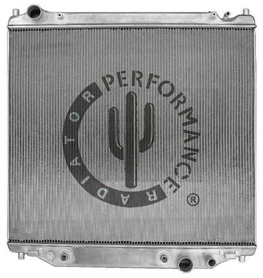All Aluminum Upgraded Radiator for 99 04 Ford F 350 Super Duty