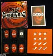 Scruples Game