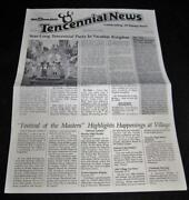 Disney Newspaper