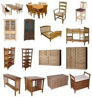 Wanted: Do you Want to get rid of unwanted WOOD furniture I will