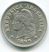 Argentina 10 Centavos