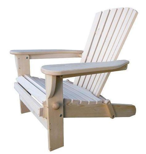 Bear chair bausatz  Adirondack Chair: Stühle & Sessel | eBay