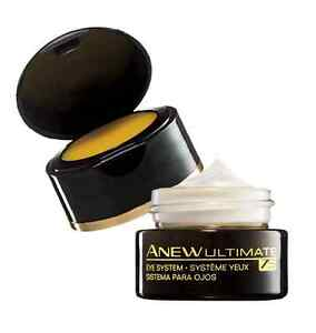 Avon Anew Ultimate 7S Eye System Cream ~ Cream0.5oz / Elixir0.09oz  FRESH&SEALED