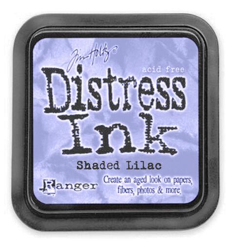Ranger Distress Ink Pad- Shaded Lilac