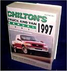 Chilton's Truck Manual