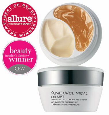 Avon Anew Clinical Lift & Firm Eye Lift System - best selling award winning