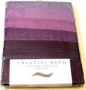 Purple Shower Curtain