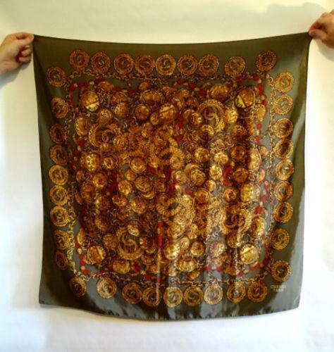 chanel scarf scarves wraps ebay