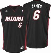 Lebron James Miami Heat Youth Jersey