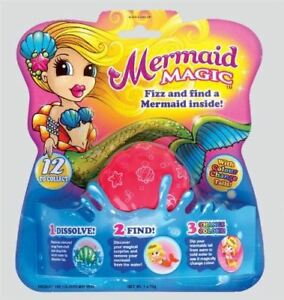 H Grossman - Mermaid Magic Fizz and Surprise - SV7215 (Single Unit)