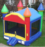INFLATABLE BOUNCERS, CASTLES,  WATERSLIDES FRM $99. ALL MANITOBA