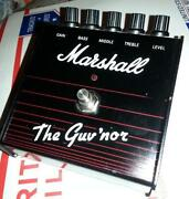 Marshall Guv'nor Pedal