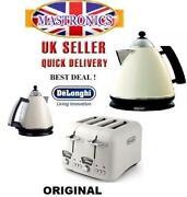 DeLonghi Kettle Toaster